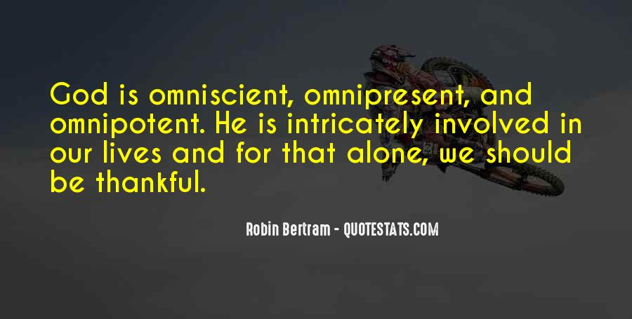 Robin Bertram Quotes #1487509