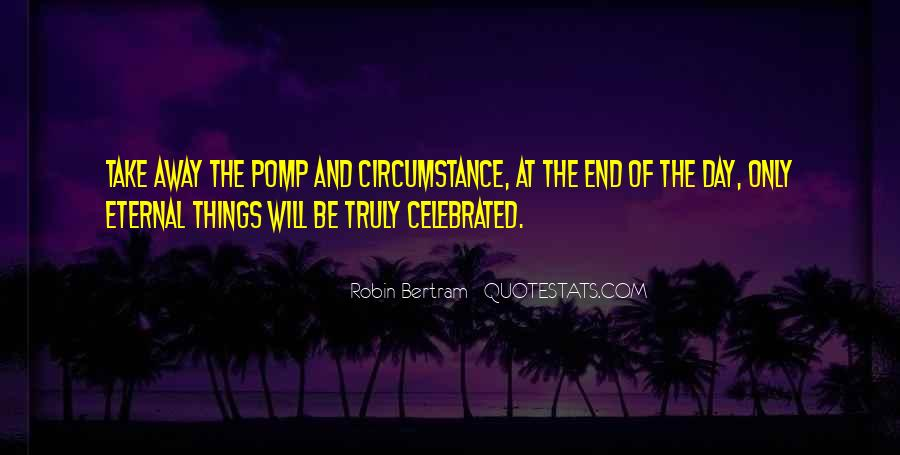 Robin Bertram Quotes #1844701