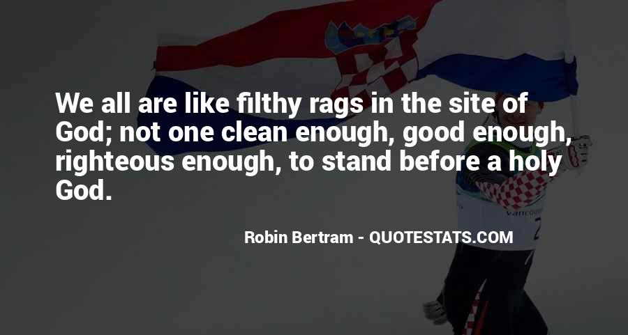Robin Bertram Quotes #428176