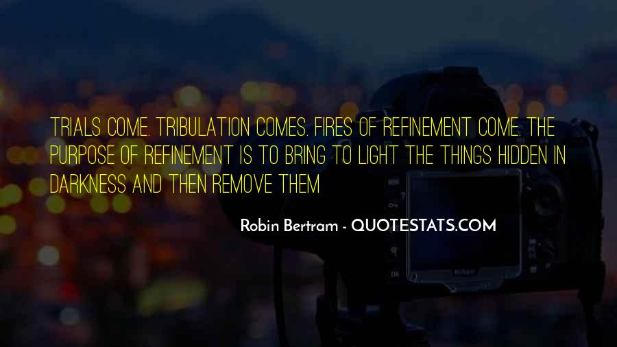 Robin Bertram Quotes #988659