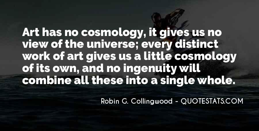 Robin G. Collingwood Quotes #1465781