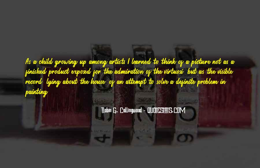 Robin G. Collingwood Quotes #1562208