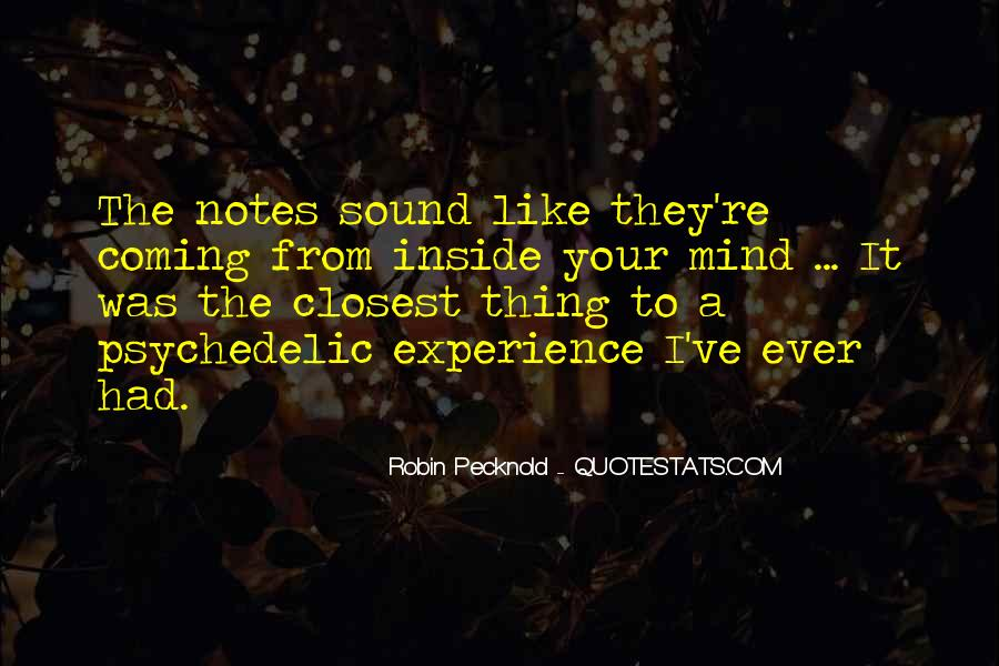 Robin Pecknold Quotes #1782116