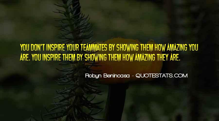 Robyn Benincasa Quotes #377119
