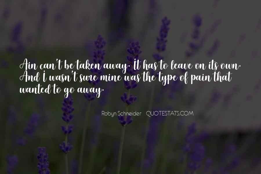 Robyn Schneider Quotes #1015489