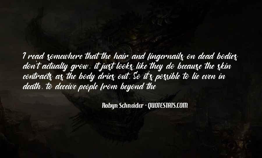 Robyn Schneider Quotes #1074487