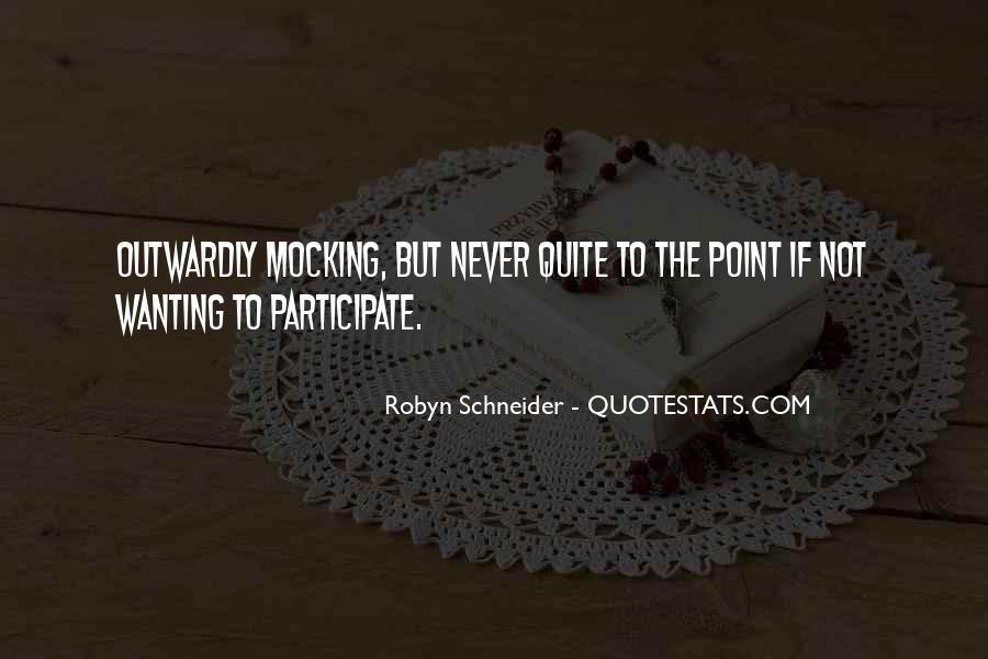 Robyn Schneider Quotes #1308251