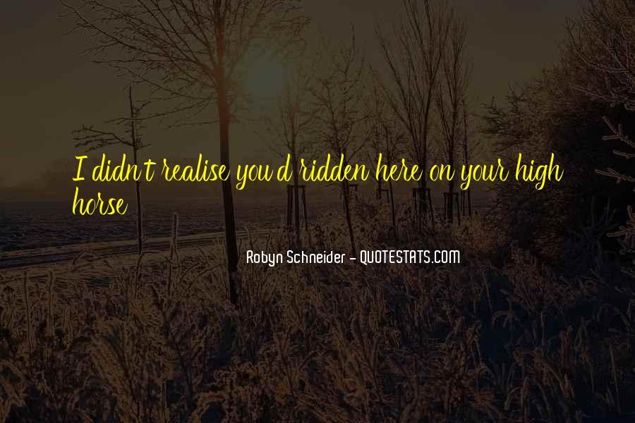 Robyn Schneider Quotes #1352082