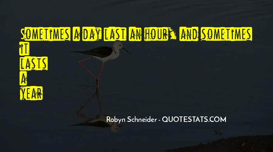 Robyn Schneider Quotes #1386868