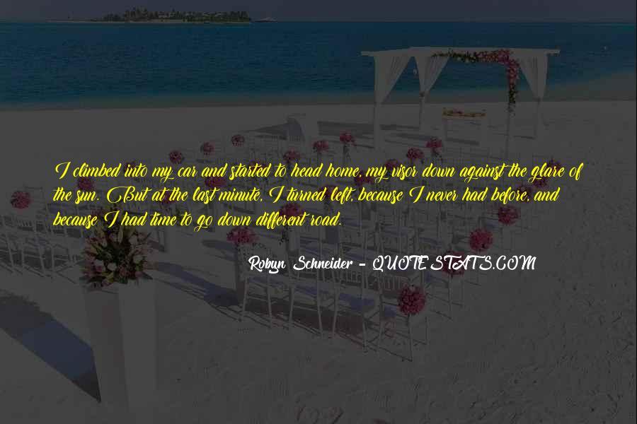 Robyn Schneider Quotes #1430052