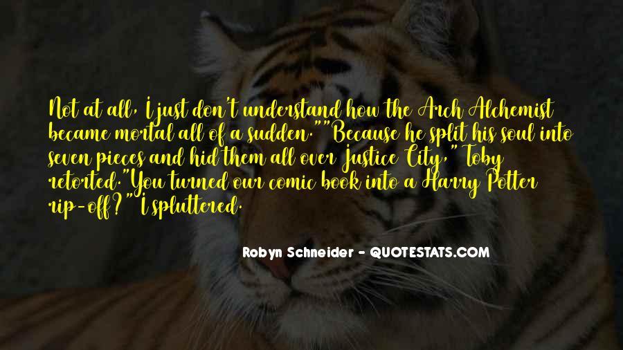 Robyn Schneider Quotes #1530212