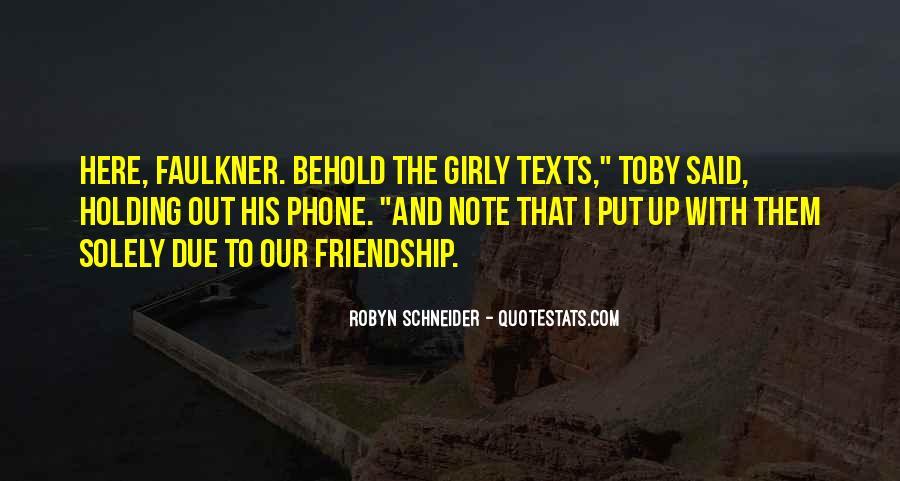Robyn Schneider Quotes #1548792