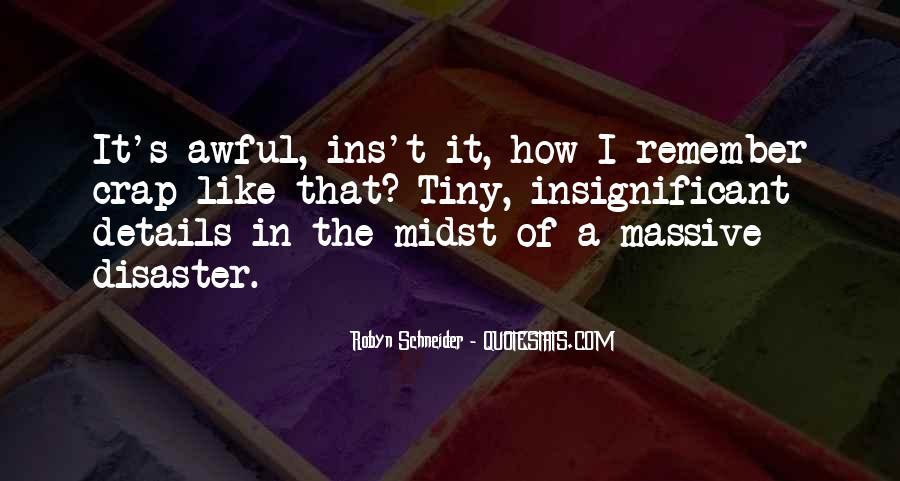 Robyn Schneider Quotes #1701553