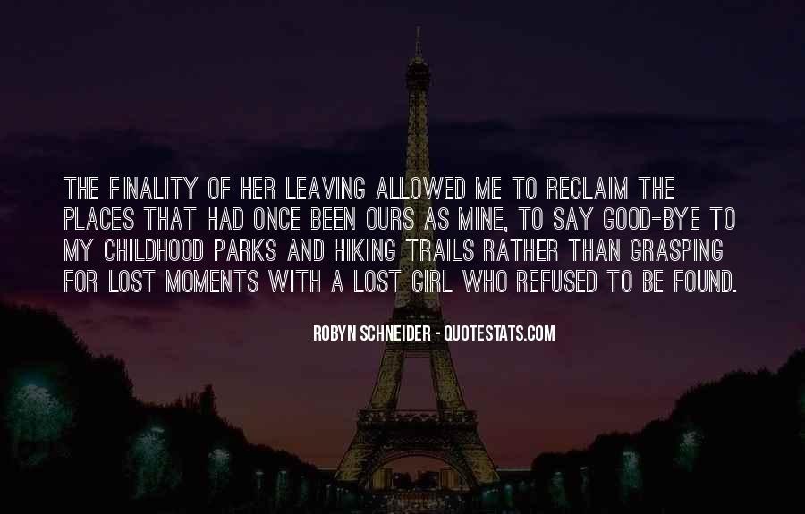 Robyn Schneider Quotes #1728893