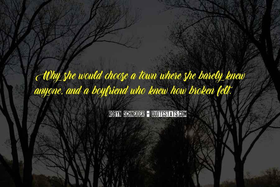 Robyn Schneider Quotes #1781202