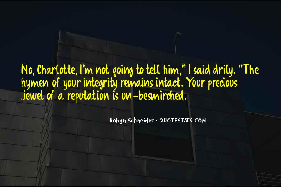 Robyn Schneider Quotes #1808586