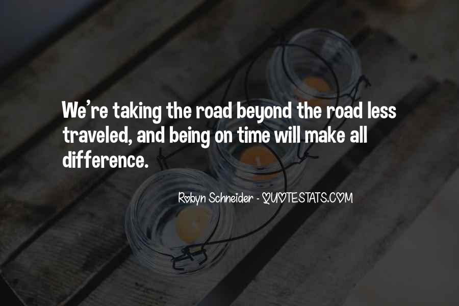 Robyn Schneider Quotes #301289