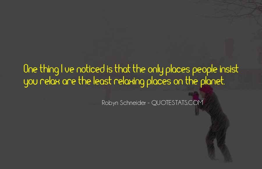 Robyn Schneider Quotes #39352