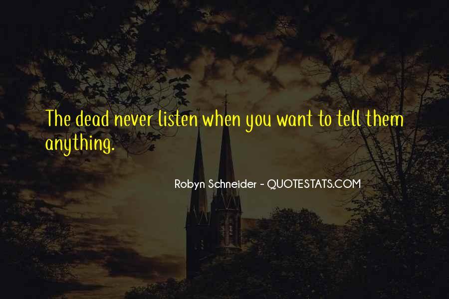 Robyn Schneider Quotes #551130