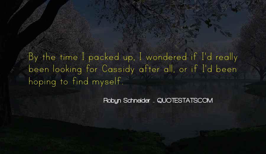 Robyn Schneider Quotes #764848