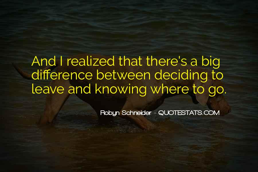 Robyn Schneider Quotes #821548