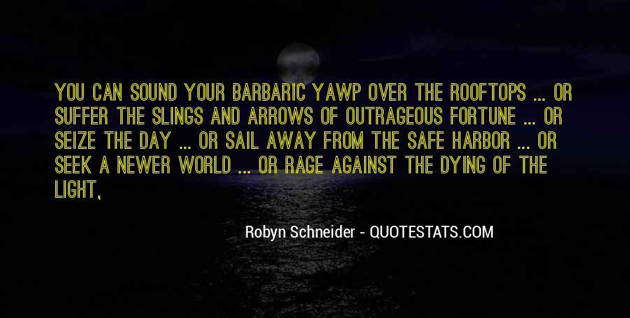 Robyn Schneider Quotes #877634