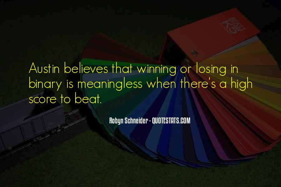Robyn Schneider Quotes #927062