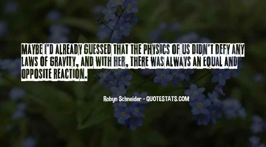 Robyn Schneider Quotes #943939