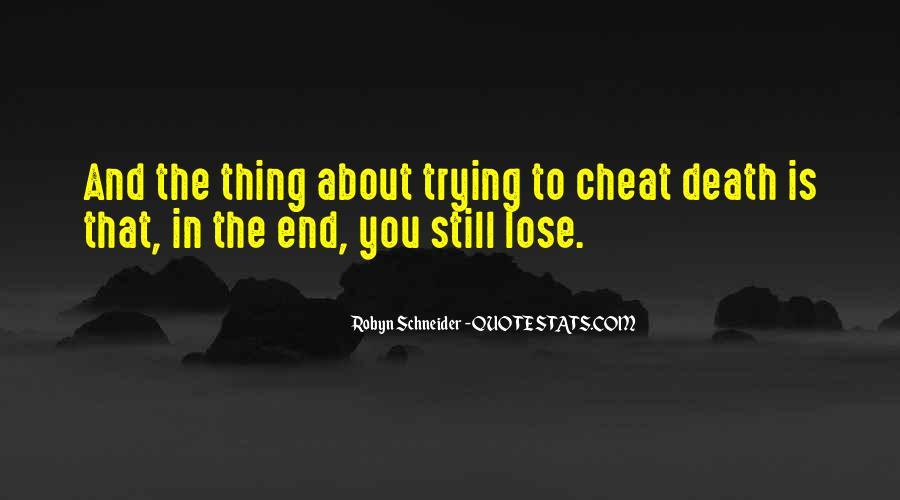 Robyn Schneider Quotes #998708
