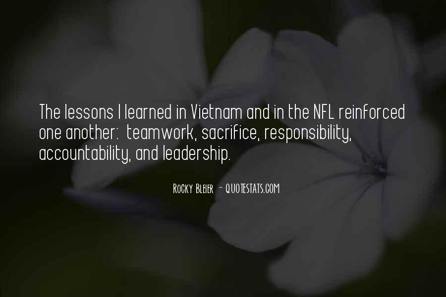 Rocky Bleier Quotes #878832
