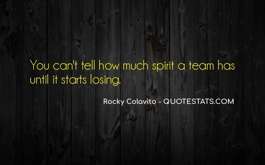 Rocky Colavito Quotes #34582