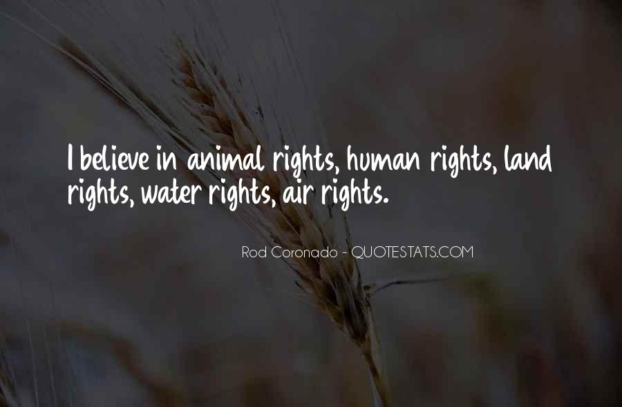 Rod Coronado Quotes #322731