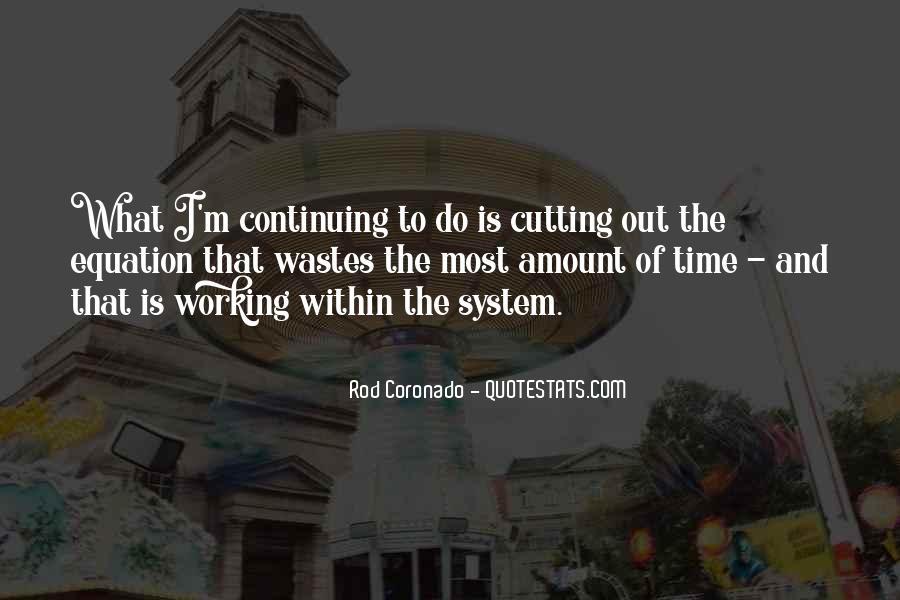 Rod Coronado Quotes #847821
