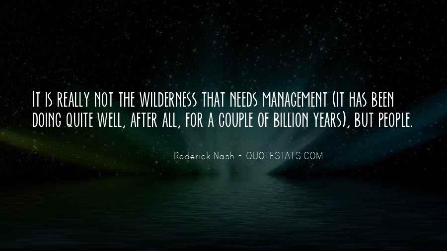 Roderick Nash Quotes #1215587