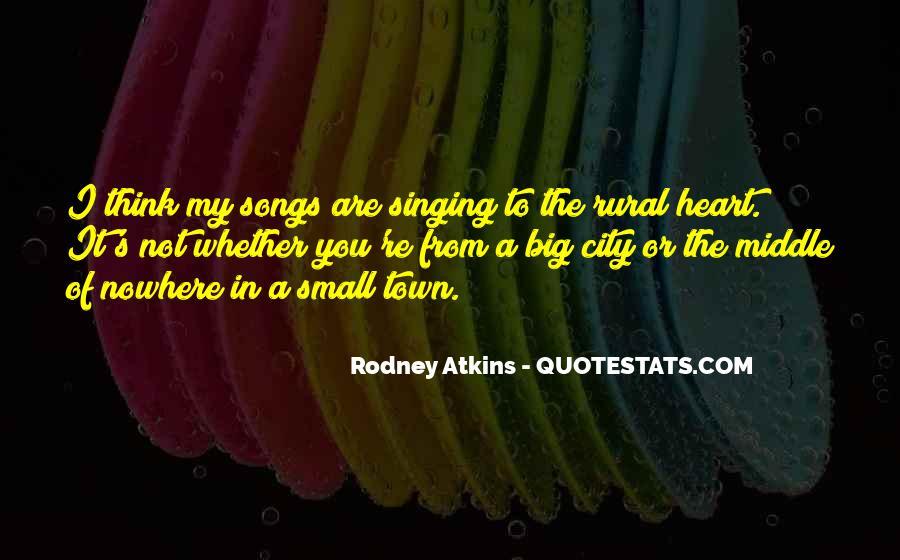 Rodney Atkins Quotes #1477094