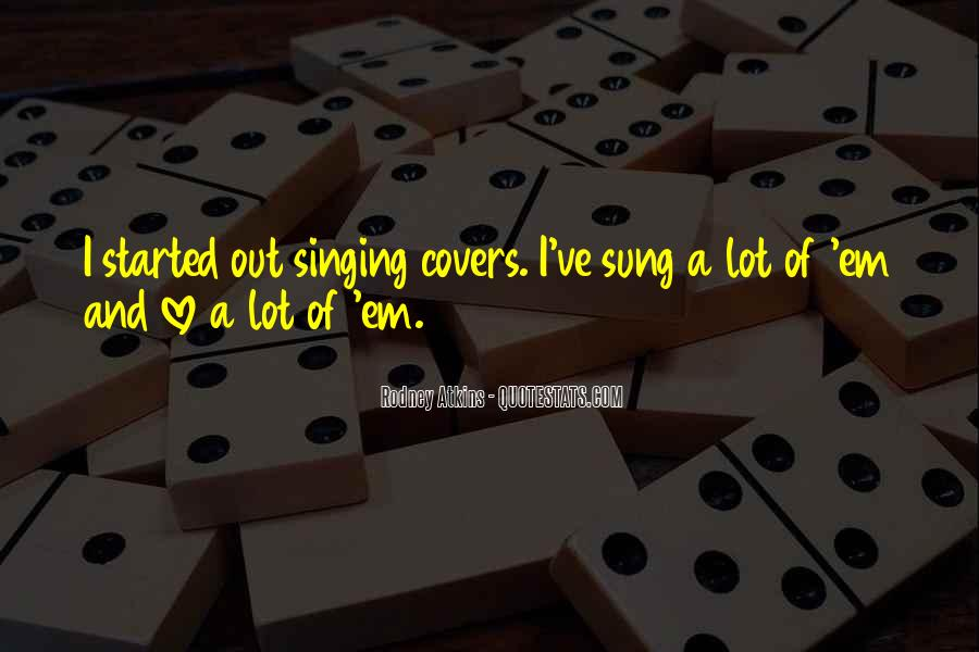 Rodney Atkins Quotes #50308