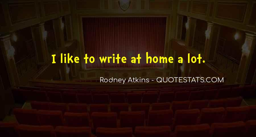 Rodney Atkins Quotes #939098