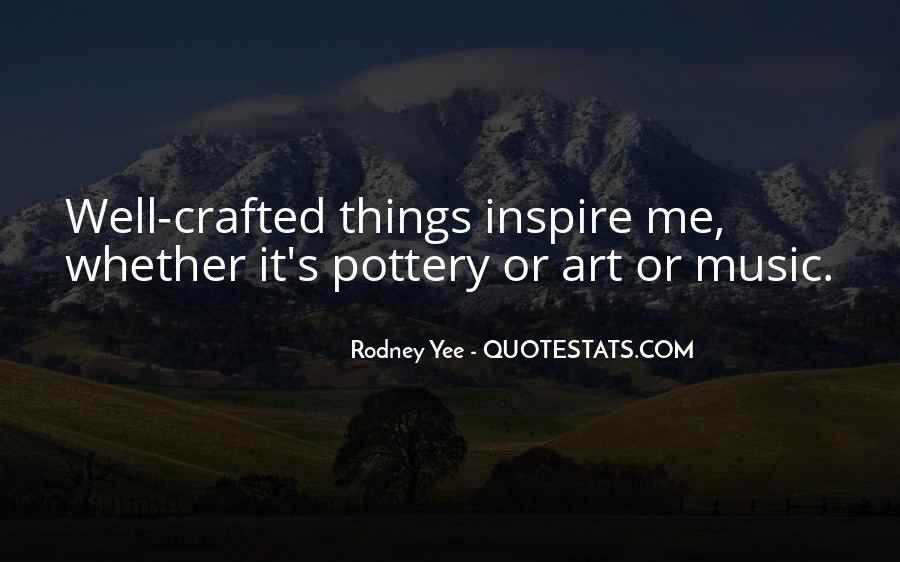 Rodney Yee Quotes #1011223