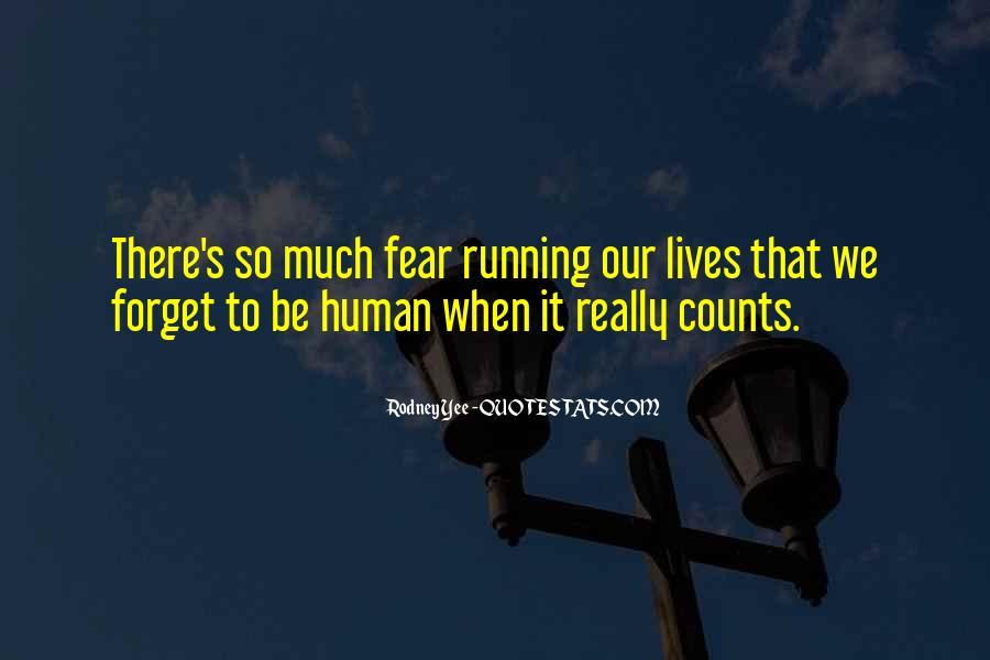 Rodney Yee Quotes #46482