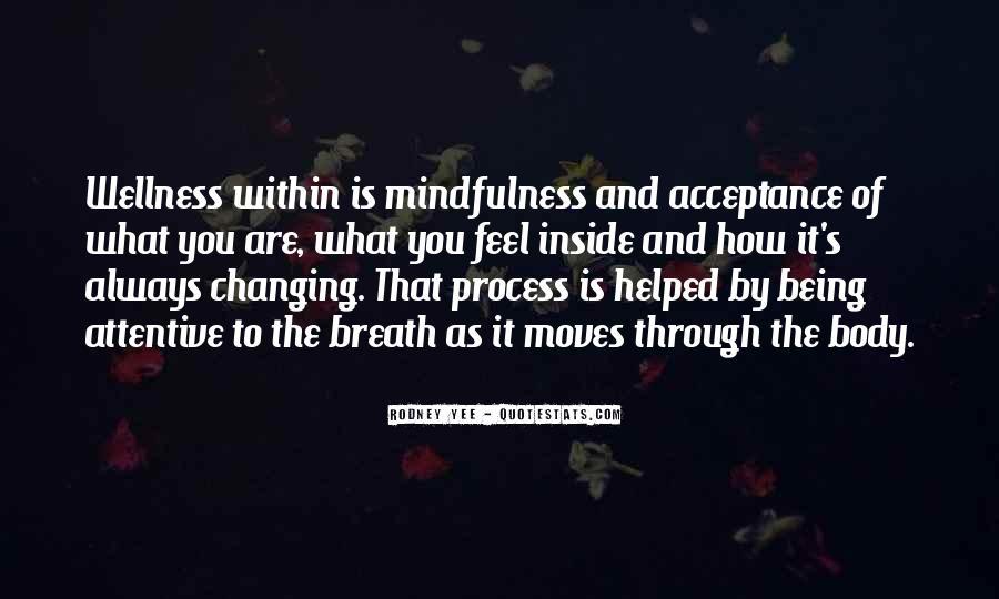 Rodney Yee Quotes #89301