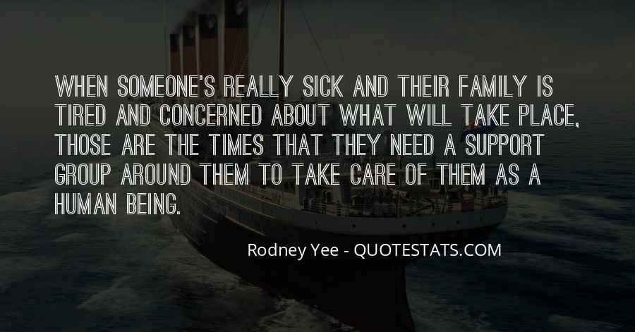 Rodney Yee Quotes #898471