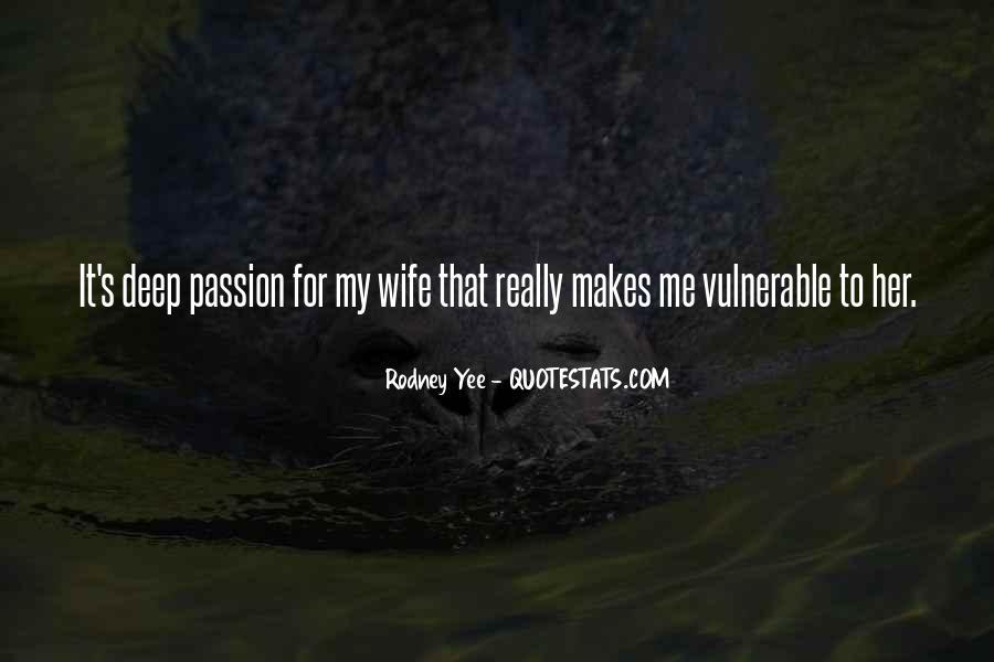 Rodney Yee Quotes #949995