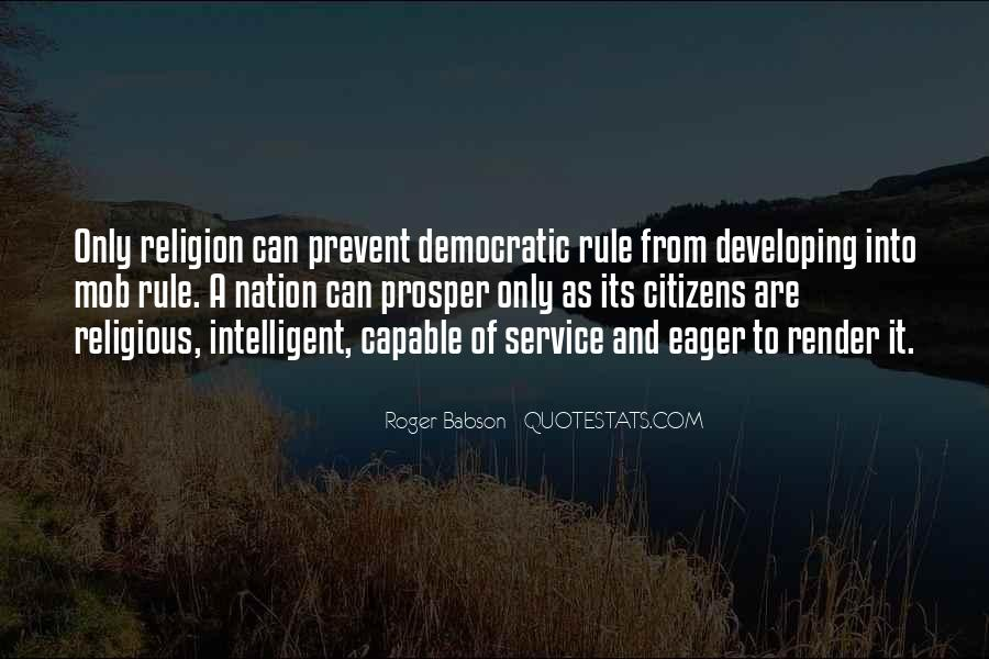 Roger Babson Quotes #372711