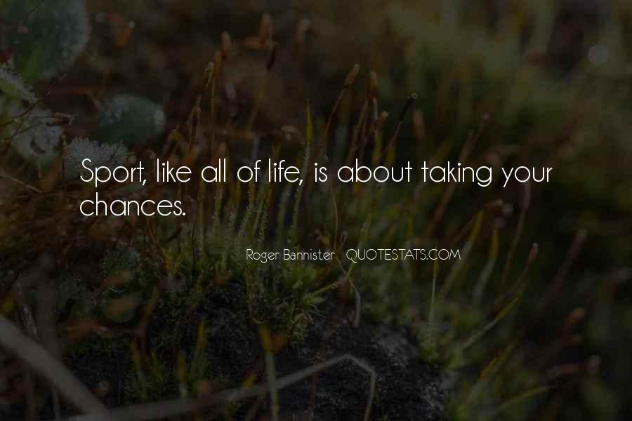 Roger Bannister Quotes #131630
