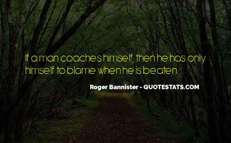 Roger Bannister Quotes #1357023