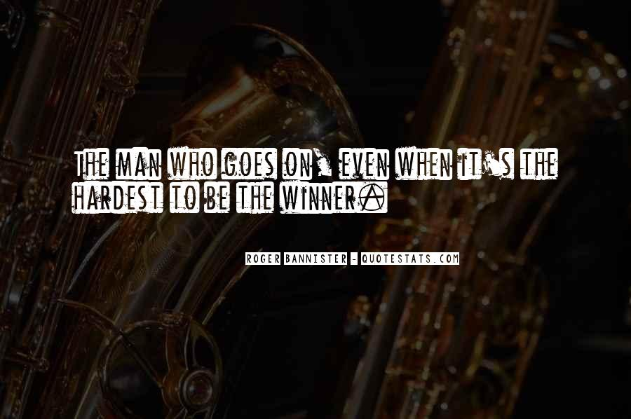 Roger Bannister Quotes #1383110