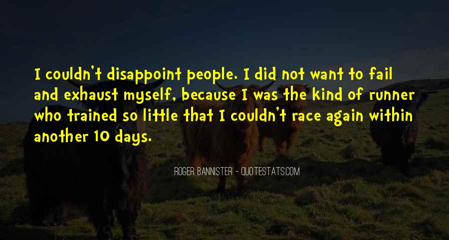 Roger Bannister Quotes #1713581