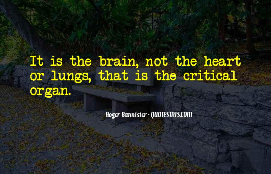 Roger Bannister Quotes #1862675