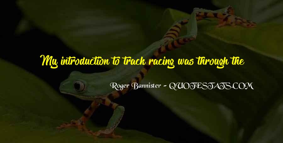 Roger Bannister Quotes #580687