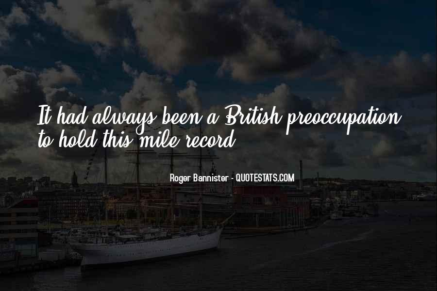 Roger Bannister Quotes #792342